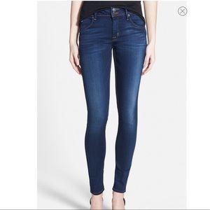NWT Hudson Super Model Collin skinny jeans 27